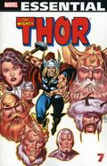 Essential Thor TPB (2001-2013 Marvel) 1st Edition 7-1ST