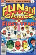 Marvel Fun and Games (1979) 12