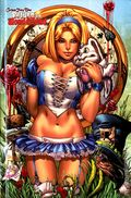 Grimm Fairy Tales Return to Wonderland HC (2010 Zenescope) Special 3rd Edition 1-1ST