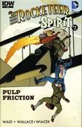 Rocketeer Spirit Pulp Friction (2013 IDW) 2