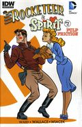 Rocketeer Spirit Pulp Friction (2013 IDW) 2SUB
