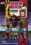 Iron Man Armor Wars TPB (1990 Marvel) 1st Edition 1-1ST