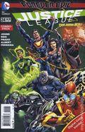 Justice League (2011) 24COMBO