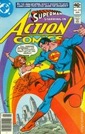 Action Comics (1938 DC) Mark Jewelers 503MJ