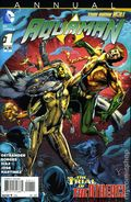 Aquaman (2011 5th Series) Annual 1