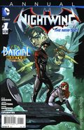 Nightwing (2011 2nd Series) Annual 1