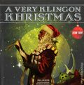 A Very Klingon Khristmas HC (2013 Gallery Books) Star Trek 1-1ST