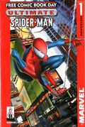 Ultimate Spider-Man (2002) Mad Engine Edition 1LOGO