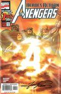 Avengers (1997 3rd Series) 1BDFSIGNED