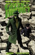 Green Hornet TPB (2013 Dynamite) By Mark Waid 1-1ST