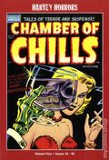 Harvey Horrors Collected Works: Chamber of Chills TPB (2013 PS Artbooks) 4-1ST