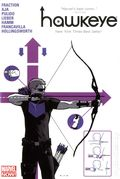 Hawkeye HC (2013-2016 Marvel NOW) By Matt Fraction and Jeff Lemire 1-1ST