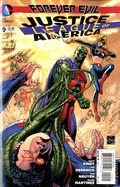 Justice League of America (2013 3rd Series) 9B
