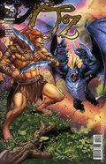 Grimm Fairy Tales Presents Oz (2013 Zenescope) 4C