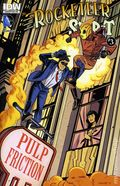 Rocketeer Spirit Pulp Friction (2013 IDW) 3SUB