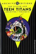 DC Archive Editions Silver Age Teen Titans HC (2003-2013 DC) 2-1ST