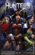 Grimm Fairy Tales Presents Hunters TPB (2013 Zenescope) The Shadowlands 1-1ST