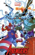 Marvel Universe Avengers Earth's Mightiest Heroes TPB (2012 Digest) 4-1ST