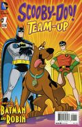 Scooby-Doo Team Up (2013 DC) 1