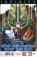 Secret Avengers (2013 2nd Series) 11