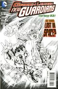 Green Lantern New Guardians (2011) 25B