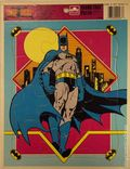 Batman Frame-Tray Puzzle (1989 Golden) #4567