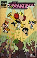 Powerpuff Girls (2013 IDW) 3SUB