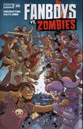 Fanboys vs. Zombies (2012 Boom) 20