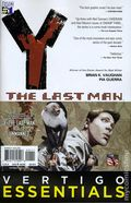 Vertigo Essentials Y The Last Man (2013) 1