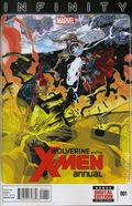 Wolverine and The X-men (2011) Annual 1