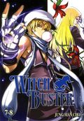 Witch Buster TPB (2013 Seven Seas) 2-in-1 7-8-1ST