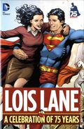 Lois Lane A Celebration of 75 Years HC (2013 DC) 1-1ST