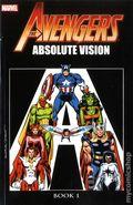 Avengers Absolute Vision TPB (2013-2014 Marvel) 1-1ST