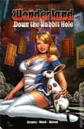 Grimm Fairy Tales Presents: Wonderland - Down the Rabbit Hole TPB (2013 Zenescope) 1-1ST
