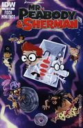 Mr Peabody and Sherman (2013 IDW) 1