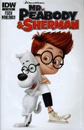 Mr Peabody and Sherman (2013 IDW) 1SUB