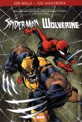 Spider-Man and Wolverine HC (2013 Marvel ) By Wells and Madureira 1-1ST