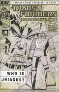 Transformers Regeneration One (2012 IDW) 96RI