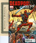 Deadpool Corps (2010) 6DFSIGNED