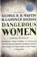 Dangerous Women HC (2013 Tor) By George R.R. Martin and Gardner Dozois 1-1ST