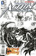Action Comics (2011 2nd Series) 26B