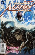 Action Comics (2011 2nd Series) 26A