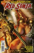 Legends of Red Sonja (2013 Dynamite) 2A