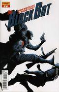 Black Bat (2013 Dynamite) 7A