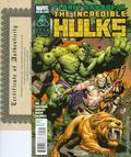 Incredible Hulks (2010 Marvel) 625-DFPAK