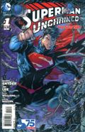 Superman Unchained (2013 DC) 1LENTICULAR