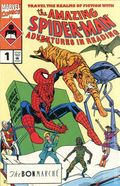 Amazing Spider-Man Adventures in Reading Giveaway (1991) Volume 2, Issue 1-BONMARCHE