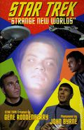 Star Trek (2011 IDW) Annual Strange New Worlds 2013