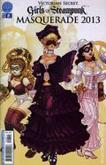 Victorian Secret Girls of Steampunk Masquerade (2013) 1
