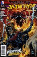 Justice League (2011) 25A